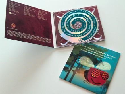 Diseño y programación del CD El Ámbar de Peñacerrada.