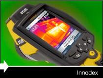 Diseño web de la página de Innodex. Pais Vasco.