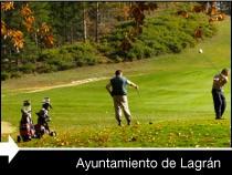 Diseño web de la página del Ayuntamiento de Lagrán. Alava. País Vasco.