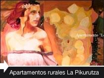 Apartamentos rurales La Pikurutza. Diseño y desarrollo web.