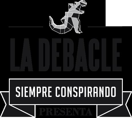 LA DEBACLE - Diseño gráfico - Diseño editorial - Diseño web - Vitoria-Gasteiz