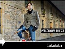 Diseño web de la página de Lokoloka. Vitoria-Gasteiz.
