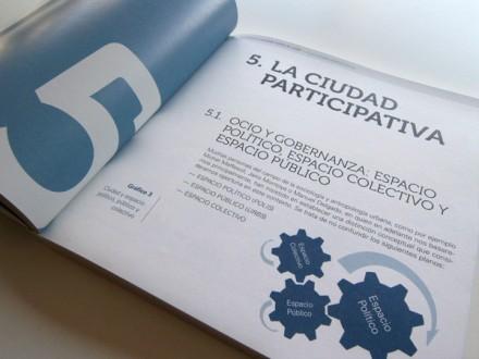 Diseño y maquetación del libro Educación y Ocio en Vitoria-Gasteiz.