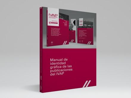 Análisis, desarrollo y diseño del Manual de identidad gráfica de las publicaciones del IVAP. Gobierno Vasco. Euskadi.