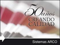 Diseño de la página web de Sistemas de impresión Arco. Vitoria-Gasteiz. País Vasco.