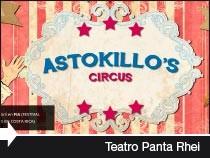 Teatro Panta Rhei. Diseño página web. Zigoitia. Álava.